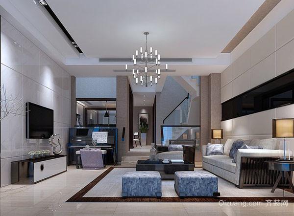 苏州市华尔居装饰工程有限公司客厅设计