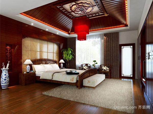 苏州心艺居装饰卧室设计