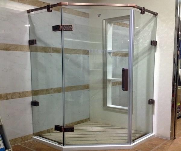 浴室玻璃隔断价格