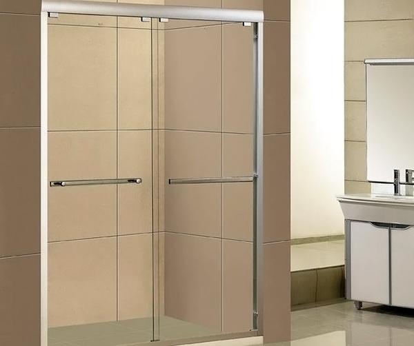 浴室玻璃隔断多少钱
