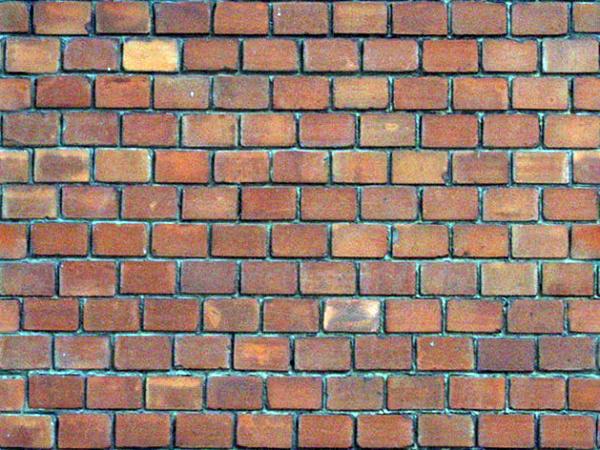 红砖墙墙面勾缝处理
