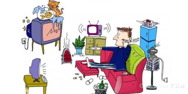 家庭安全用电常识 家庭安全用电的注意事项图片