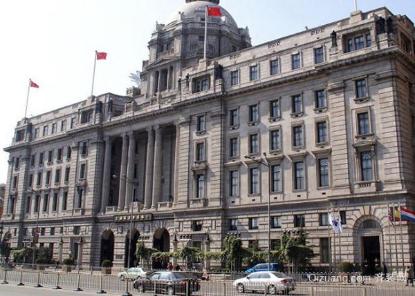 上海汇丰银行大楼