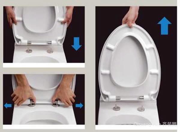 马桶盖安装方法介绍