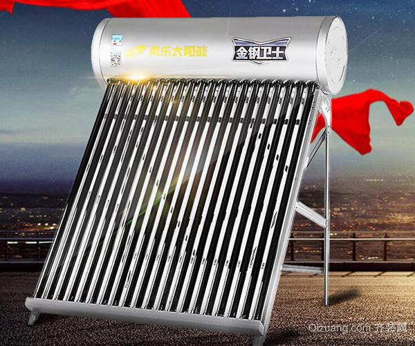 桑乐太阳能安装