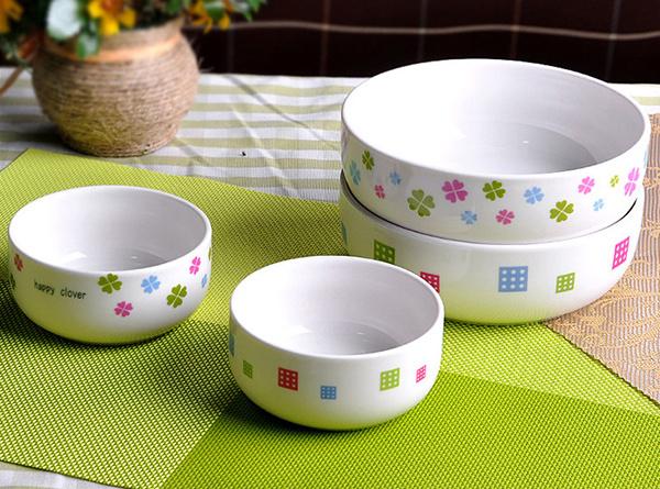 陶瓷碗的优点