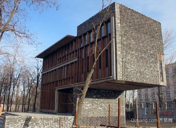 现代主义建筑