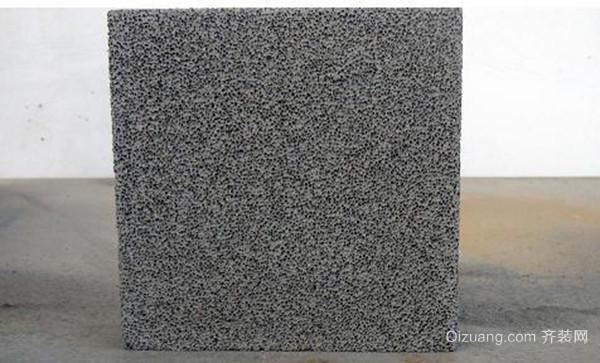 什么是发泡水泥保温板