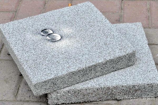 发泡水泥保温板特点