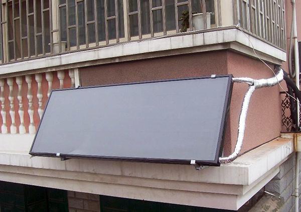 阳台壁挂太阳能优点