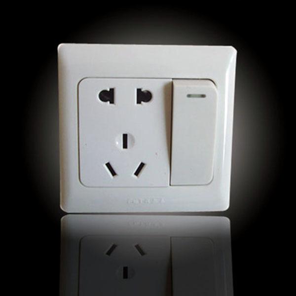 带开关插座怎么接线