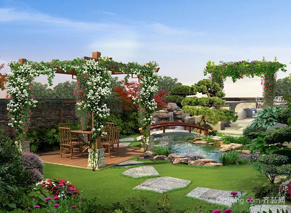 花园别墅装修要点