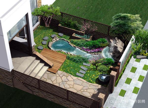 花园别墅如何设计