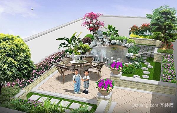 花园别墅风水
