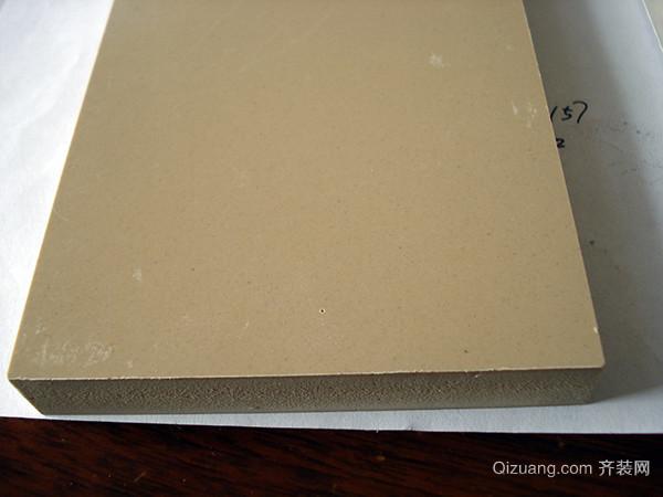 防水板材的类型
