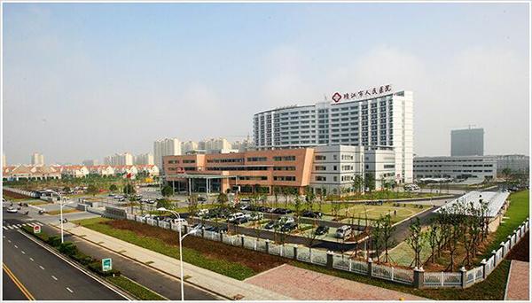靖江市人民医院交通