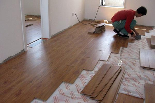 木地板安装流程详细介绍
