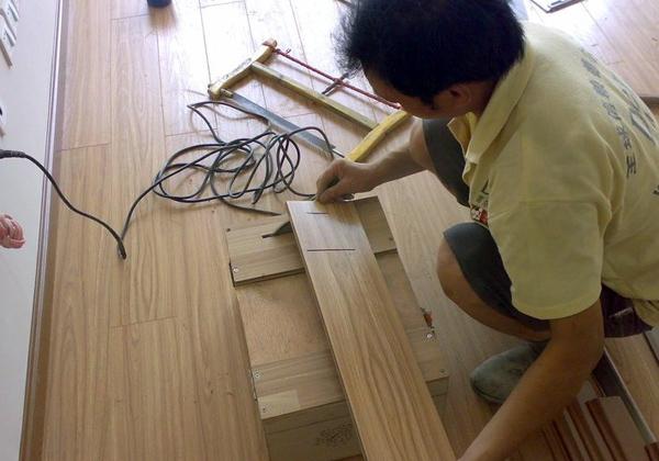 木地板安装流程