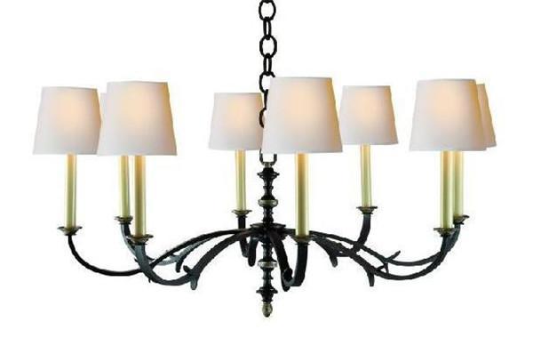 现代吊灯的种类 灯具安装注意事项