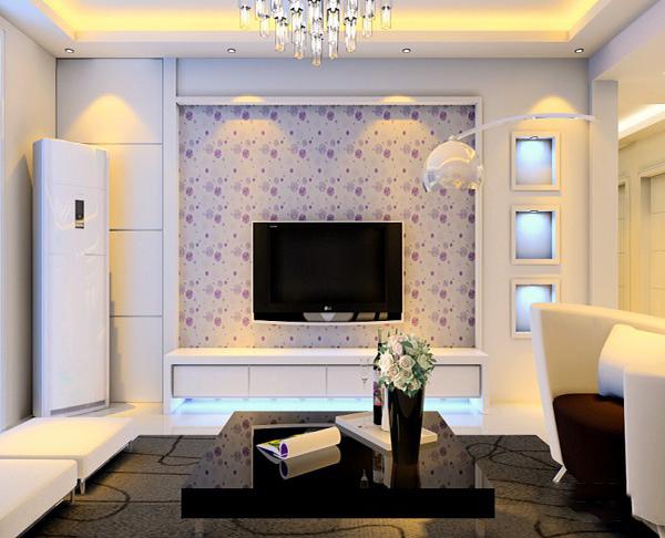 电视背景墙设计材料详解 材料不同施工有不同