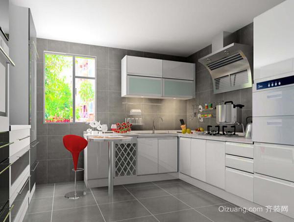 厨房风位置