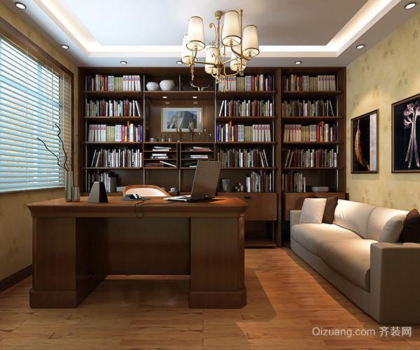 书房装修设计原则