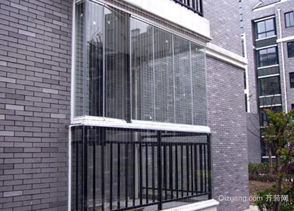 隐形防护窗