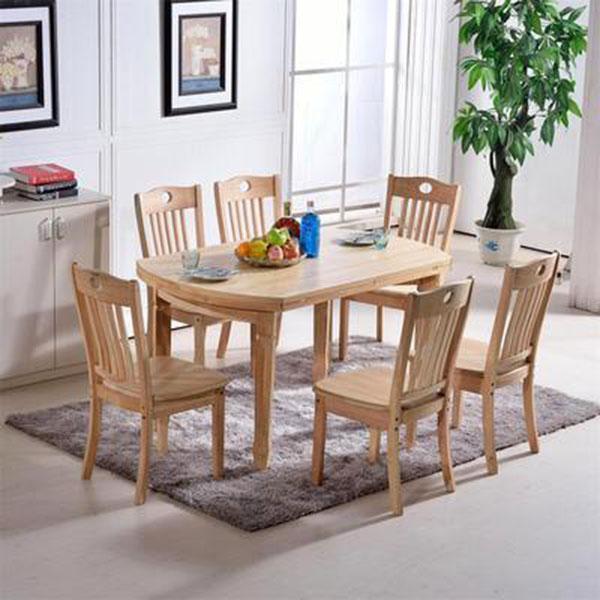 可伸缩餐桌价格多少 可伸缩餐桌图片欣赏
