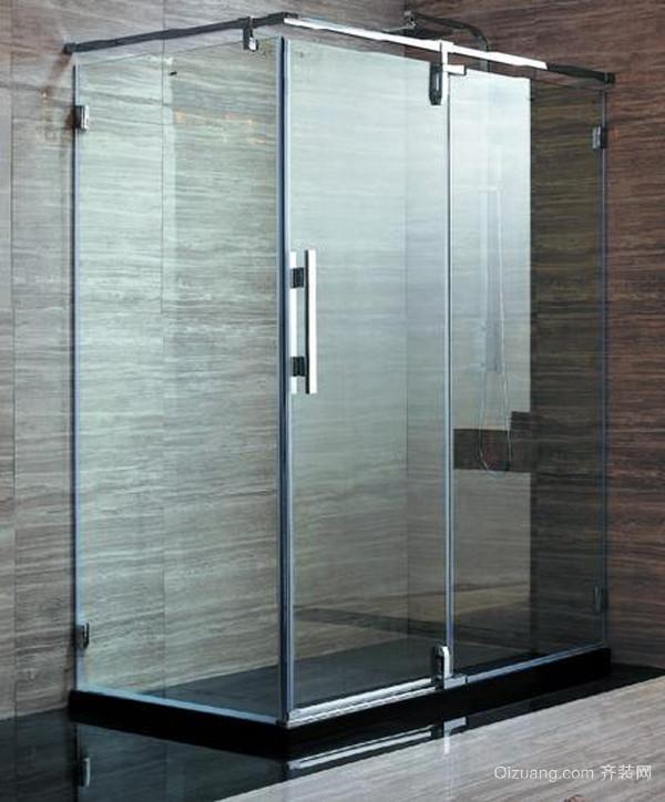 淋浴房玻璃清洗方法