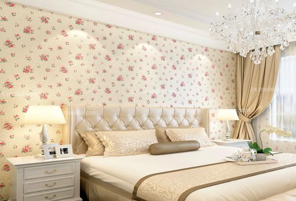 装修前墙纸贴图怎么选择 怎么保养家庭壁纸