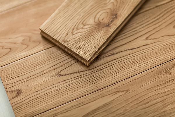 橡木木质的辨别