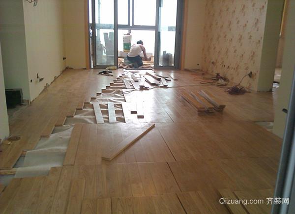 地板铺装注意事项