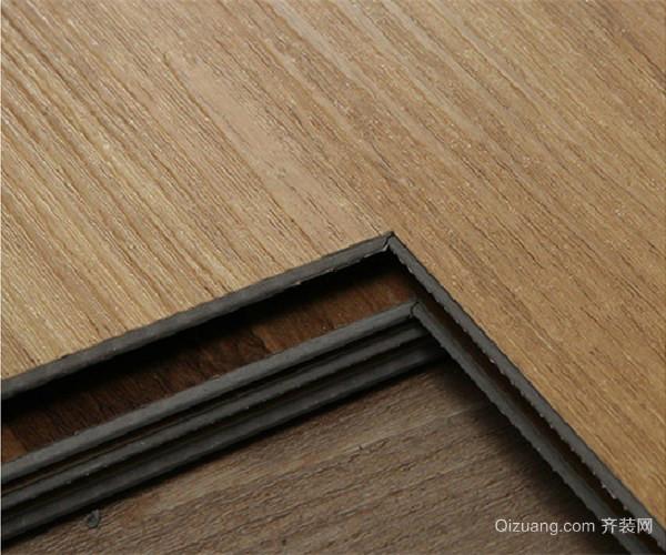 石塑地板施工