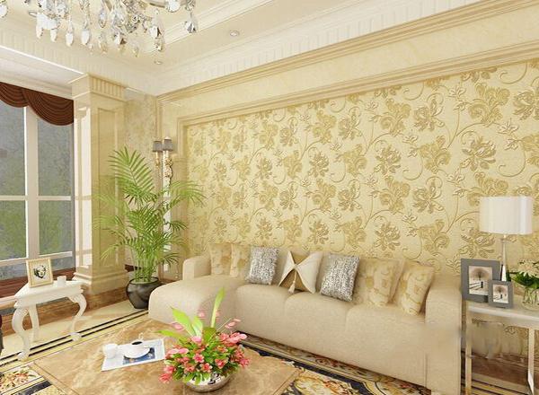客厅墙面壁纸
