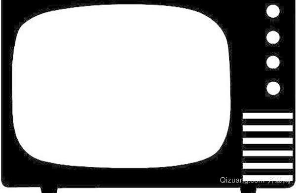 你家还有黑白电视么 黑白电视型号