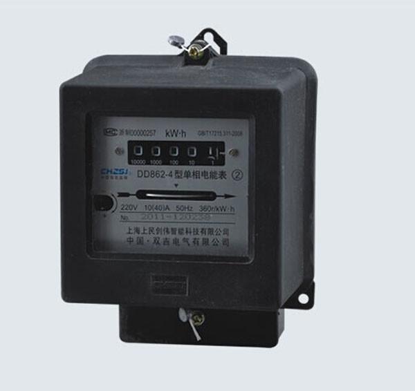 家用电表一般多少安