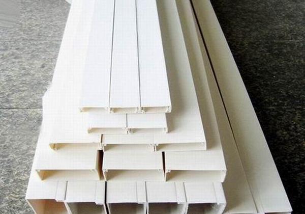 PVC线槽的安装方法