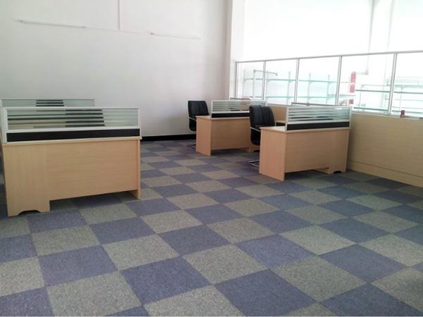青岛办公室装修地毯种类该如何选择