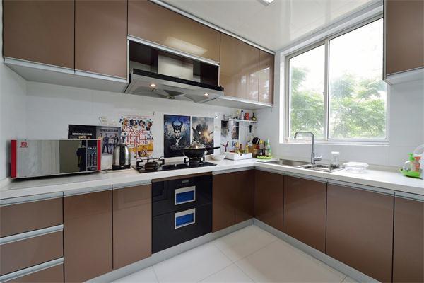 厨房吊柜装修效果图