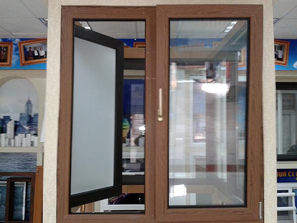 塑钢窗安装