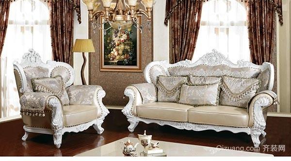 欧式布艺沙发有哪些款式