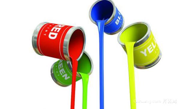 环保油漆的要求标准