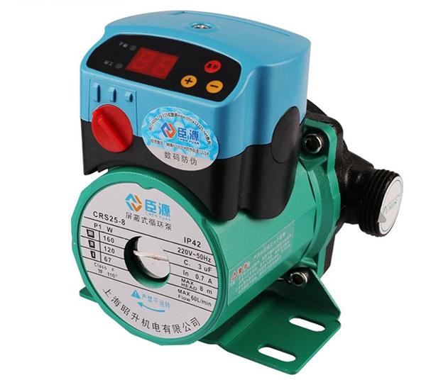 家用地暖循环泵简介 家用地暖循环泵使用注意事项