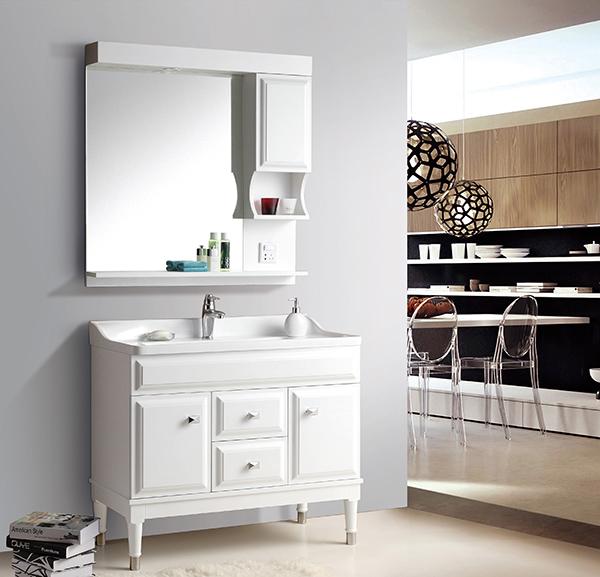 浴室柜保养