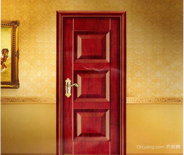 室内钢木门的安装流程