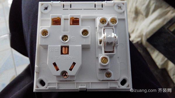 开关插座安装步骤