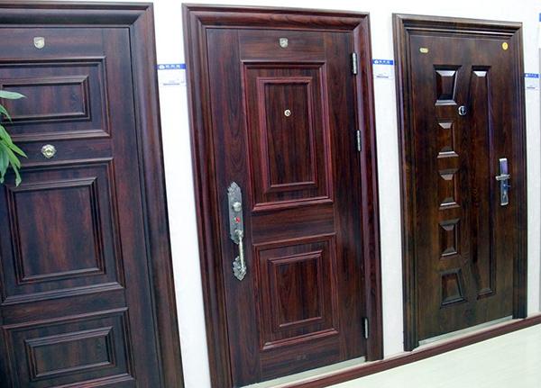防盗门安装步骤流程