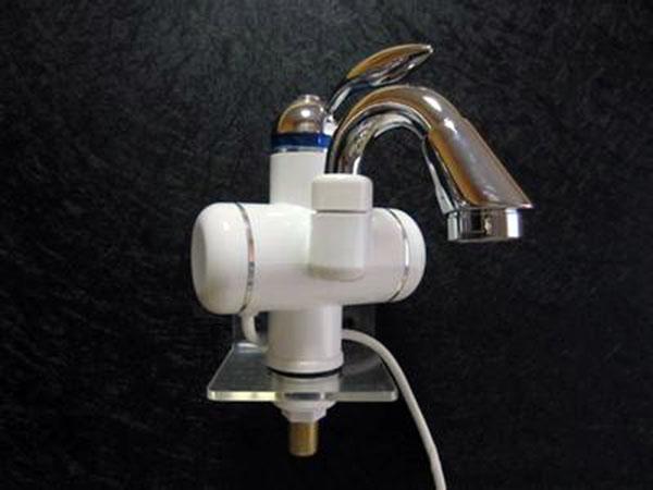 快速出水的电热水龙头介绍