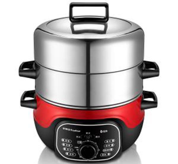 多功能电蒸锅优点