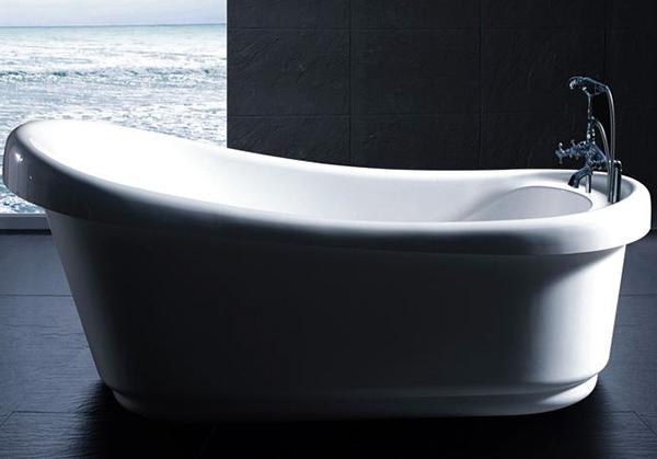 浴缸选购有技巧在家也能享受温泉澡